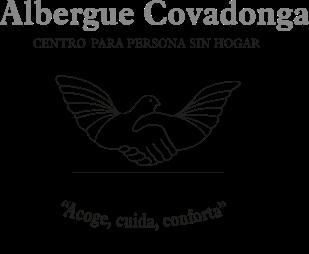 Logotipo Albergue Covadonga
