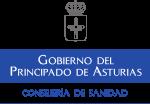 Logotipo Consejería de Sanidad