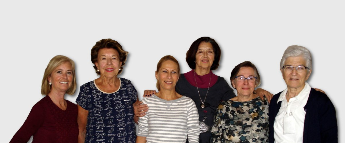 Voluntarias del Albergue