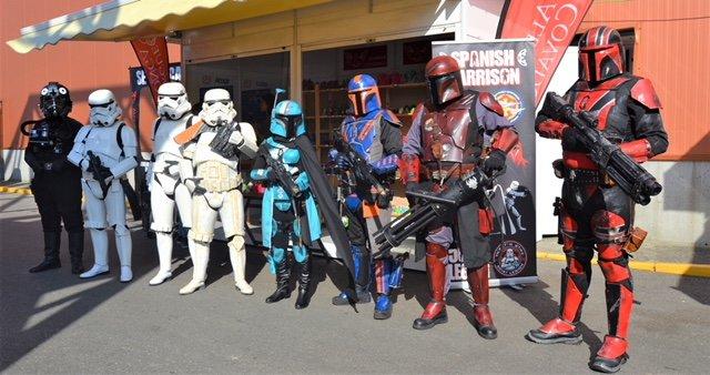 El Universo Star Wars en la FIDMA