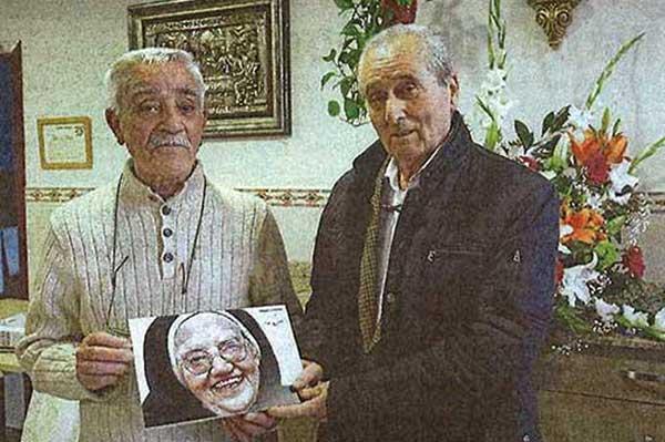 Imagen de los tres socios fundadores