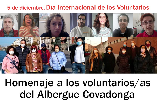 Dia Internacional Voluntariado